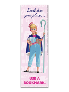 Toy Story Bo Bookmark