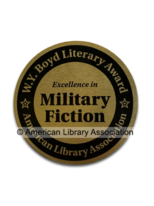 Image for W.Y. Boyd Military Novel Award Seal