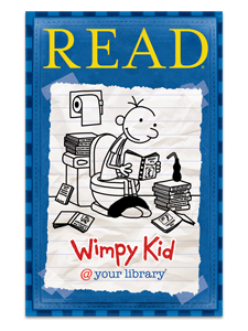 Image for Wimpy Kid Mini Poster