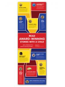 Image for Winning Reads Child Poster