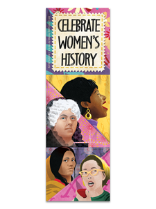 Image for Women's History Bookmark