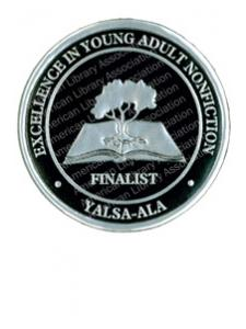 Image for YALSA Award for Excellence in Nonfiction Finalist Seal