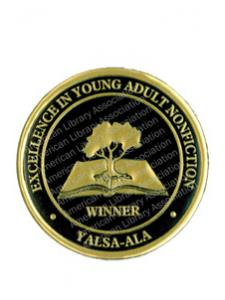 Image for YALSA Award for Excellence in Nonfiction Winner Seal