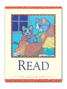 Image for Yoko Learns to Read Poster
