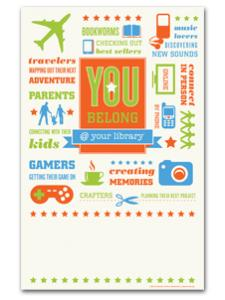 Image for You Belong Mini Poster