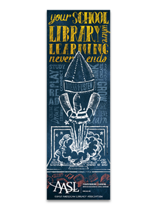 Image for Your School Library Bookmark