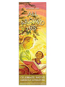 All Around Us Bookmark