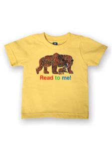 Image for Baby Bear Read to Me T-shirt
