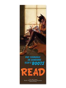 Image for Batgirl Bookmark