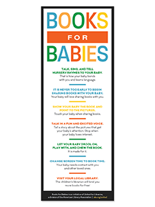 Image for Books for Babies Rack Card File (English)