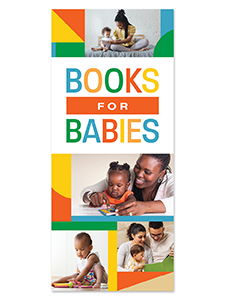 Image for Books for Babies Pamphlet (English)