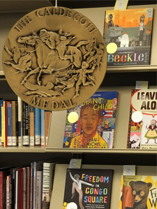 Image for Caldecott Medal Décor