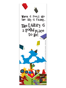 Image for Chicken Little Bookmark