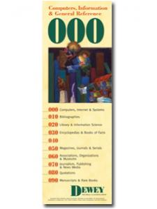 Image for Dewey Series 000 Bookmark