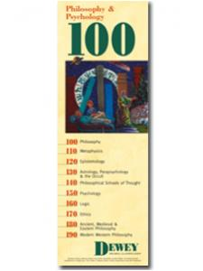 Image for Dewey Series 100 Bookmark