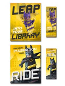 Image for LEGO® Batman/ Batgirl Set