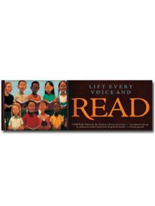 Image for Lift Every Voice Bookmark