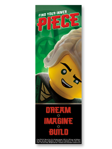 Image for LEGO® NINJAGO® Bookmark
