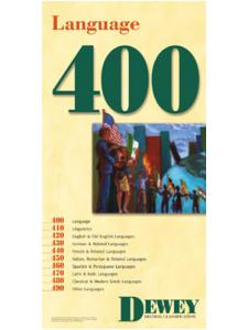 Image for Dewey Series 400 Poster