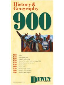 Image for Dewey Series 900 Poster