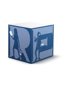 Image for READ Blue Note Cube