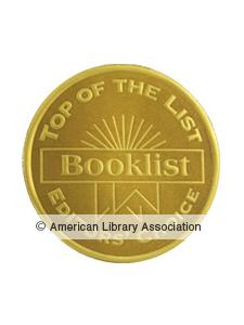 Image for Booklist Top of the List Seal
