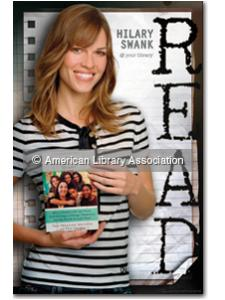 Image for Hilary Swank Poster