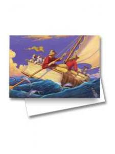 Image for Set Sail Notecards
