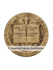 Image for Newbery Medal Seals (Gold)