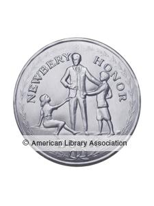 Image for Newbery Honor Seals (Silver)