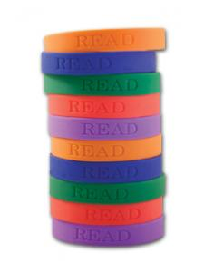 Image for READ Gel Bracelet - 10/pack