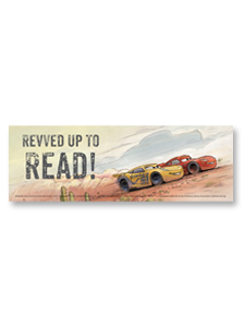 Image for Revved Up to Read Bookmark