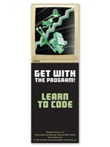 Image for Secret Coders Bookmark