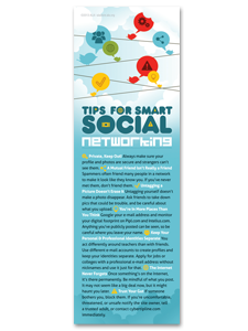 Image for Smart Social Networking Bookmark