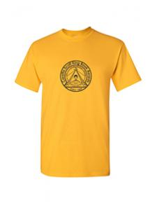 Image for CSK Book Awards Unisex Gold T-shirt