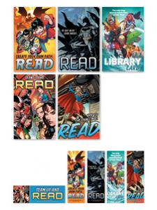 Image for DC Comics Superhero Set 2