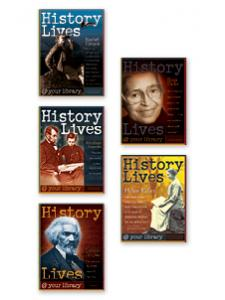 Image for History Lives Poster Set