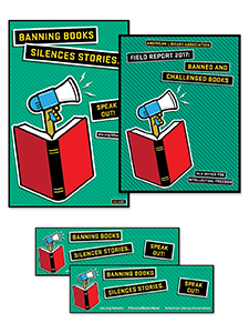 Image for Speak Out Banned Books Set 1
