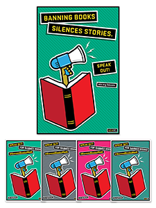 Image for Speak Out Banned Books Set 3