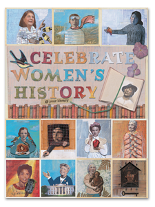 Image for Women's History Poster