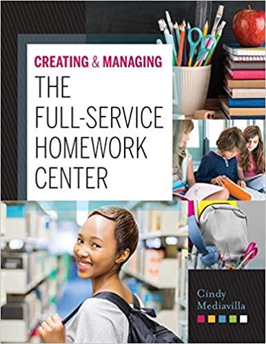 Image for Creating & Managing the Full-Service Homework Center
