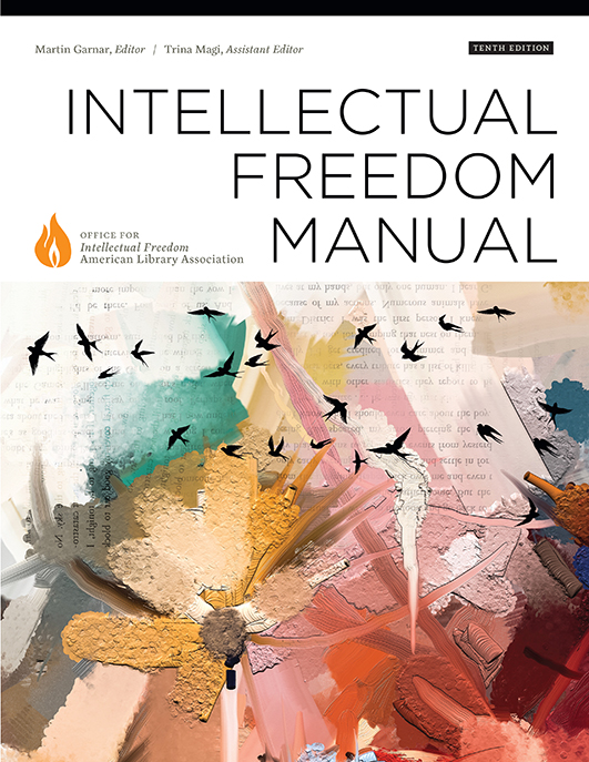 Image for Intellectual Freedom Manual, Tenth Edition