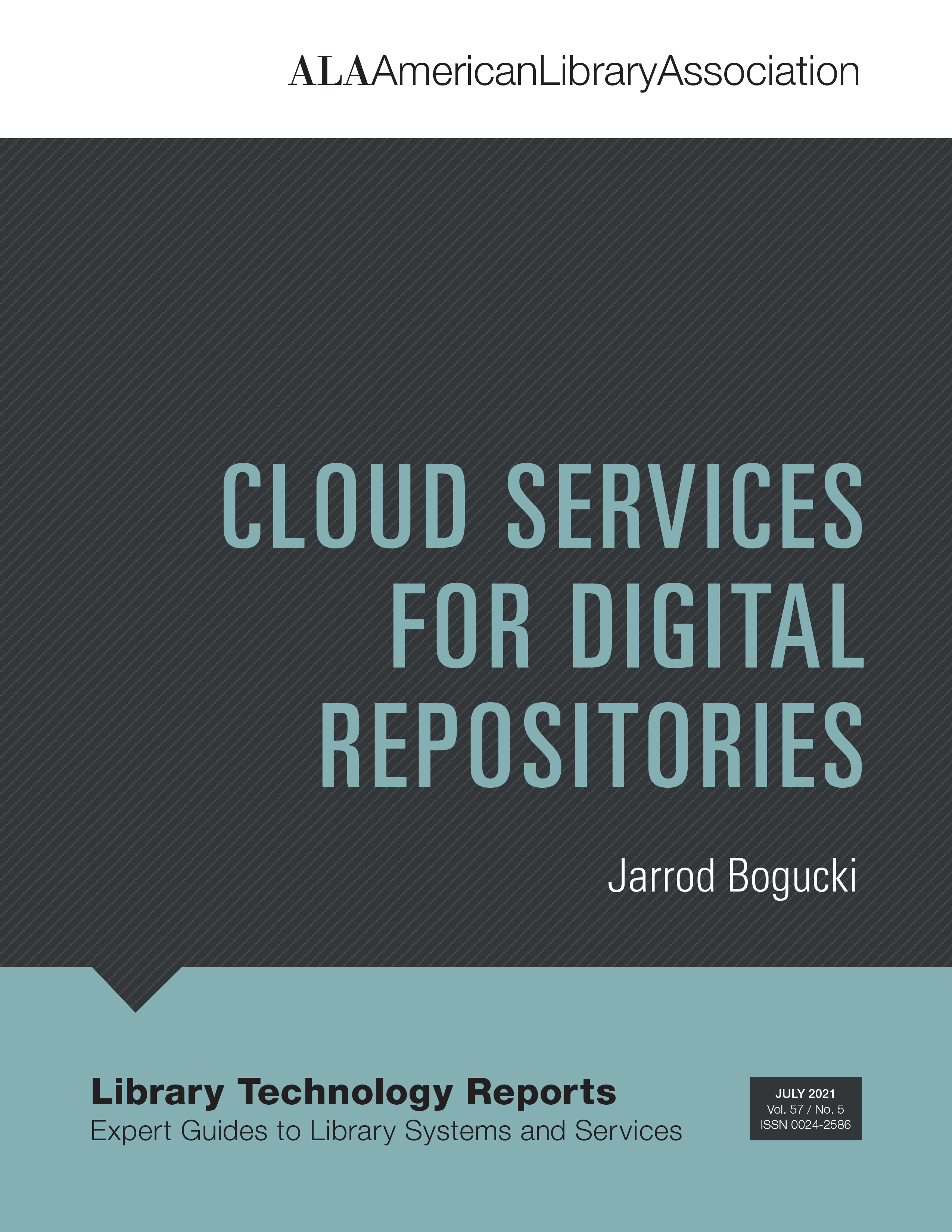 Image for Cloud Services for Digital Repositories