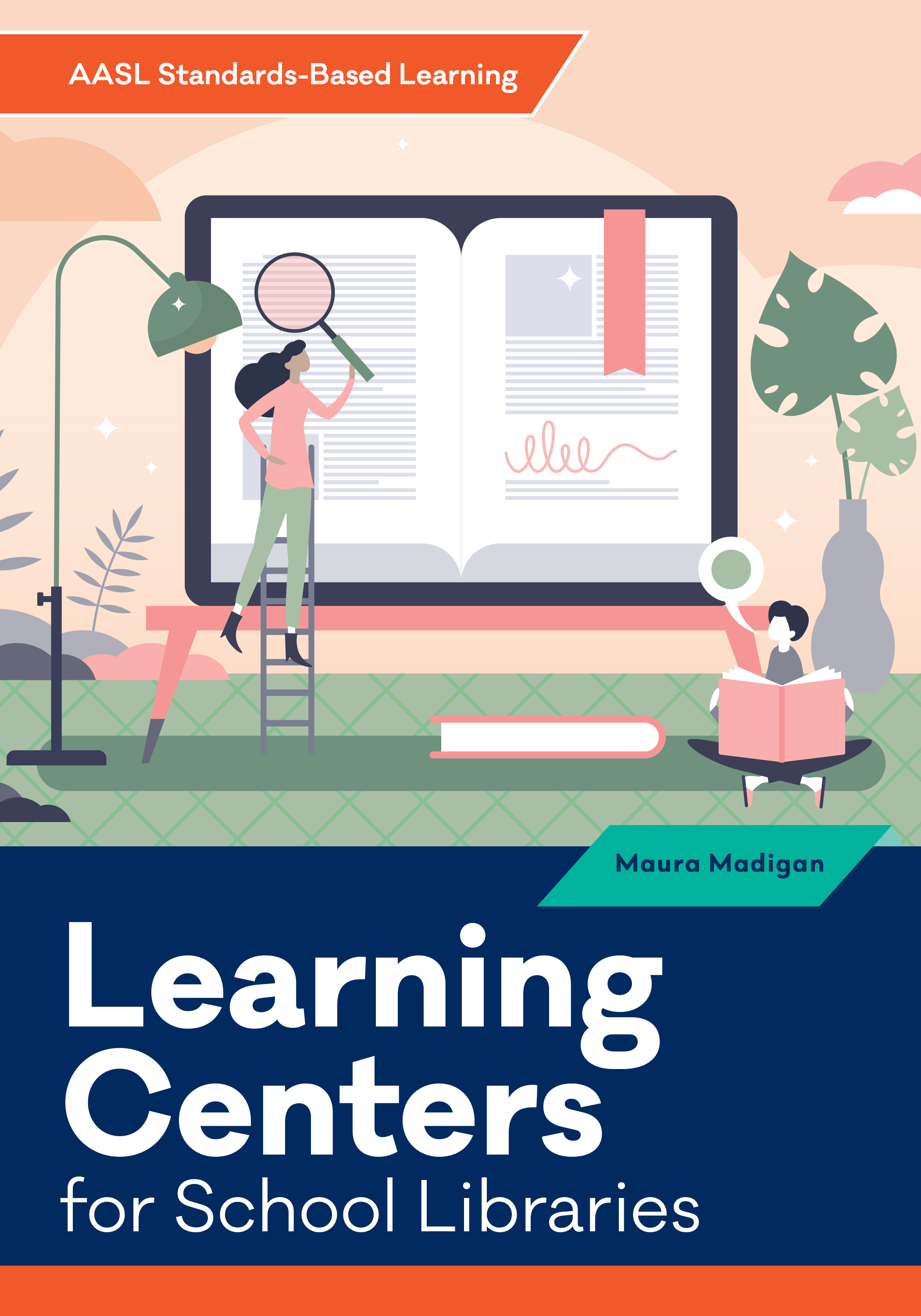 Image for Learning Centers for School Libraries (AASL Standards–Based Learning Series)