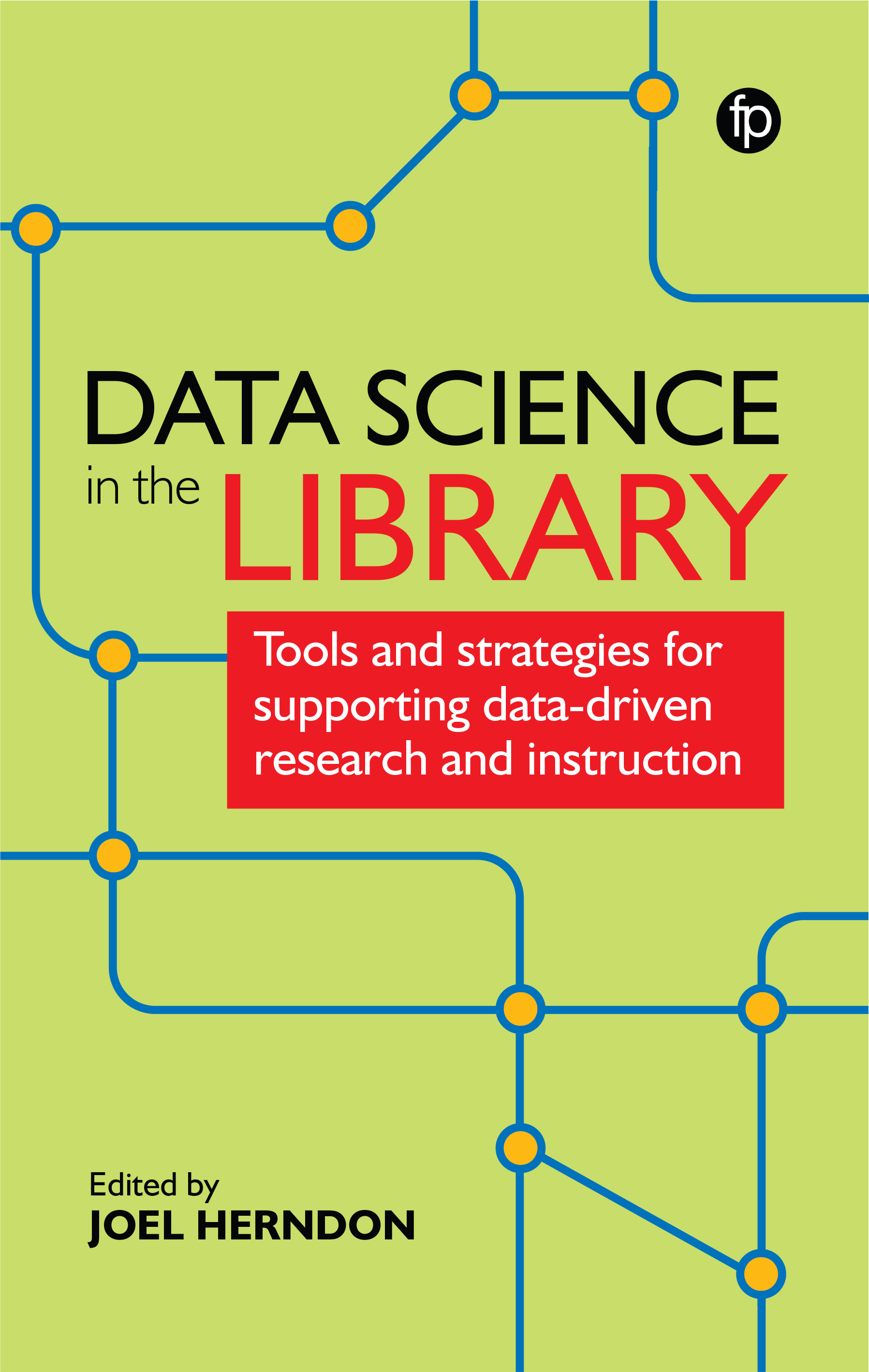 book cover for Data Science in the Library
