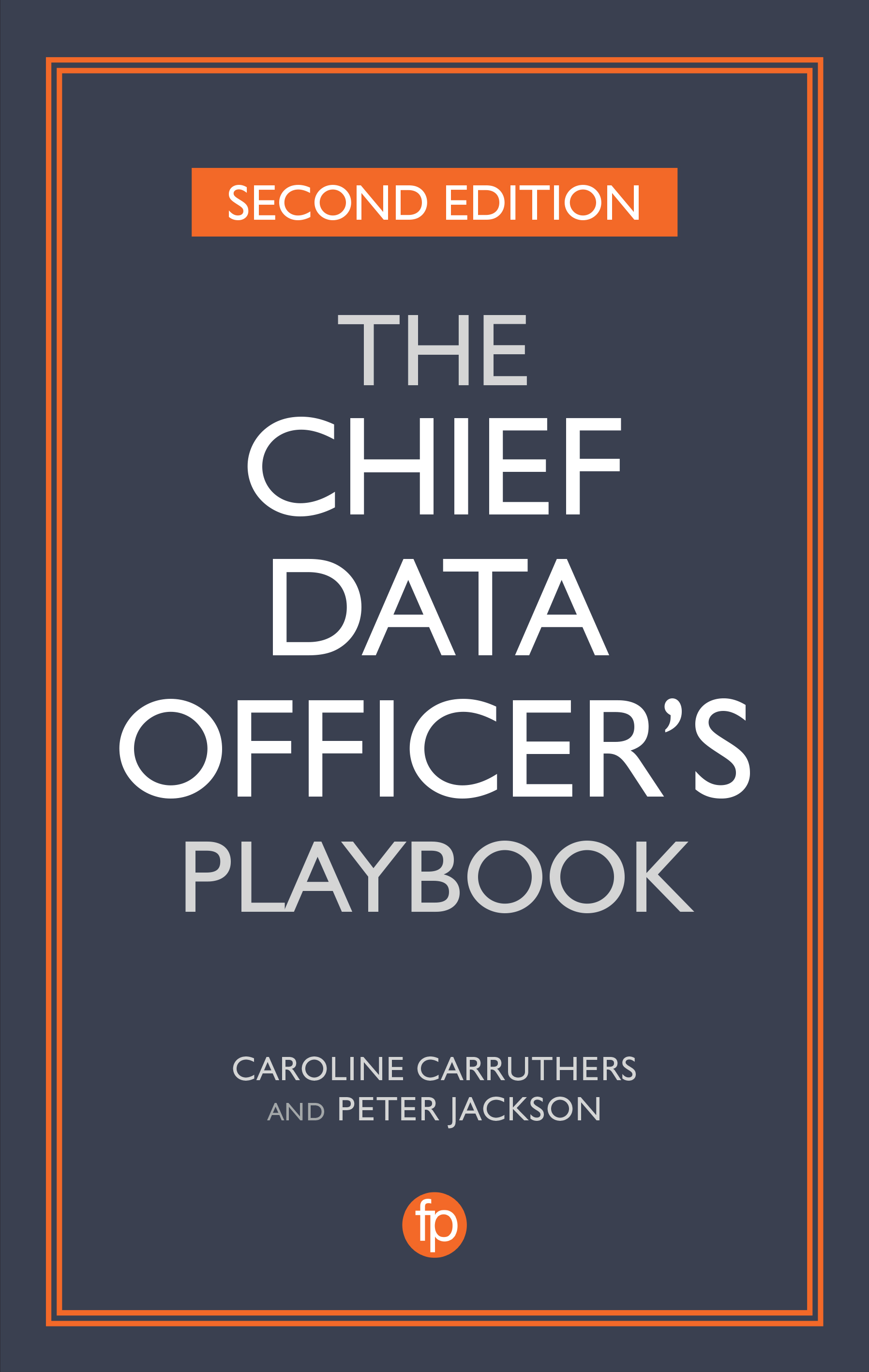 Image for The Chief Data Officer's Playbook, Second Edition