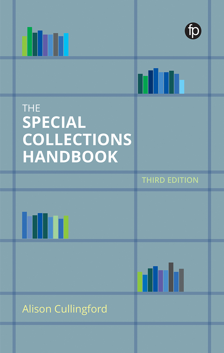 Image for The Special Collections Handbook, Third Edition