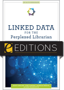 cover image for Linked Data for the Perplexed Librarian--e-book