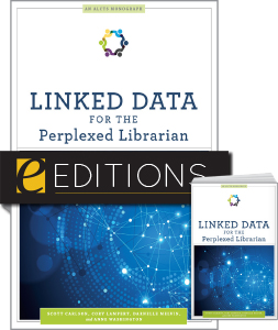 cover image for Linked Data for the Perplexed Librarian--print/e-book bundle