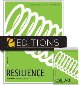 Image for Resilience (Library Futures Series, Book 2)—print/e-book Bundle